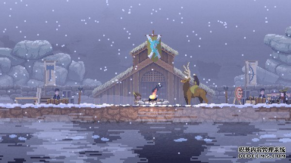 王国:新大陆 中文版