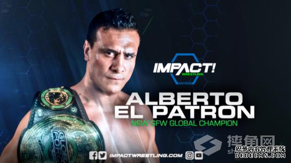 阿尔伯托被剥夺GFW世界冠军,竟是他自己的主意?