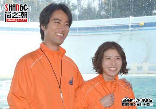 日剧水族馆女孩什么时候播出?松冈茉优桐谷健太早开始训海豚