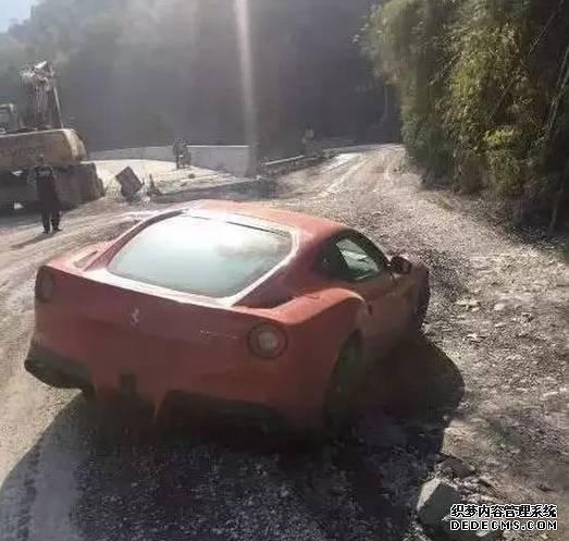 对不起,有钱真的可以为所欲为,极速300还能越野的超级跑车也可以有