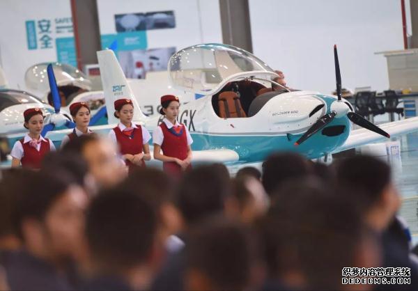 武汉首造卓尔飞机 市民买架轻型飞机代步不是梦
