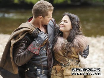 """Ginnifer Goodwin and Josh Dallas, <i style="""""""">Once Upon a Time</i>"""